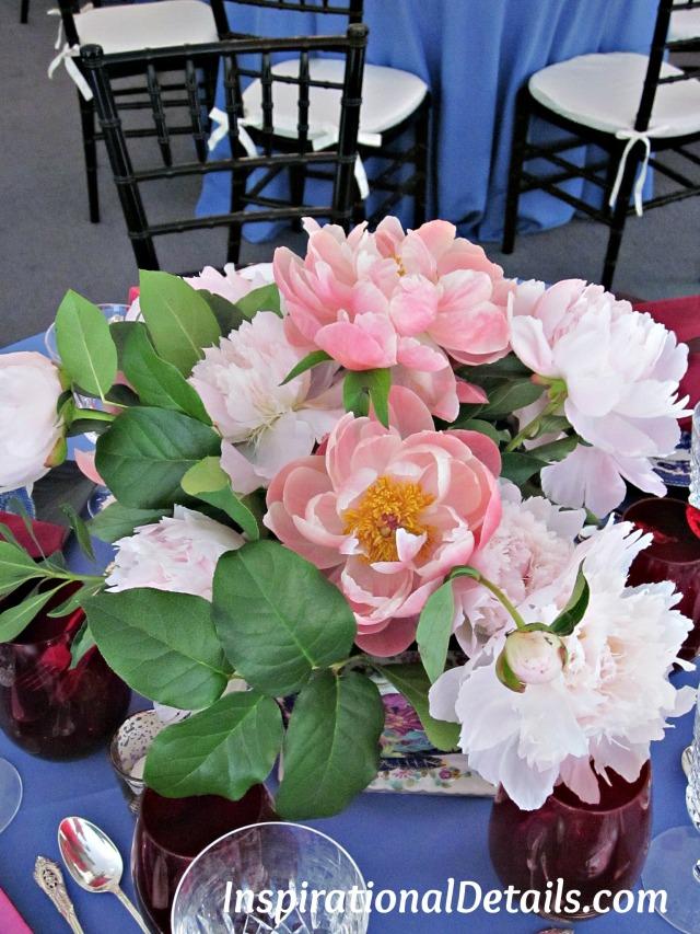 gorgeous floral centerpieces