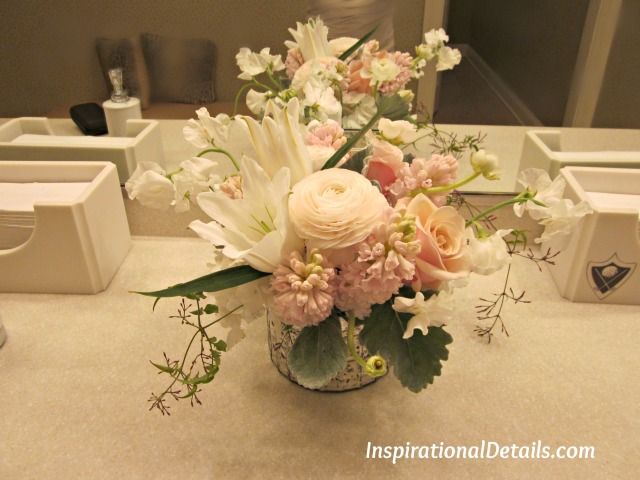 pretty pink floral ideas