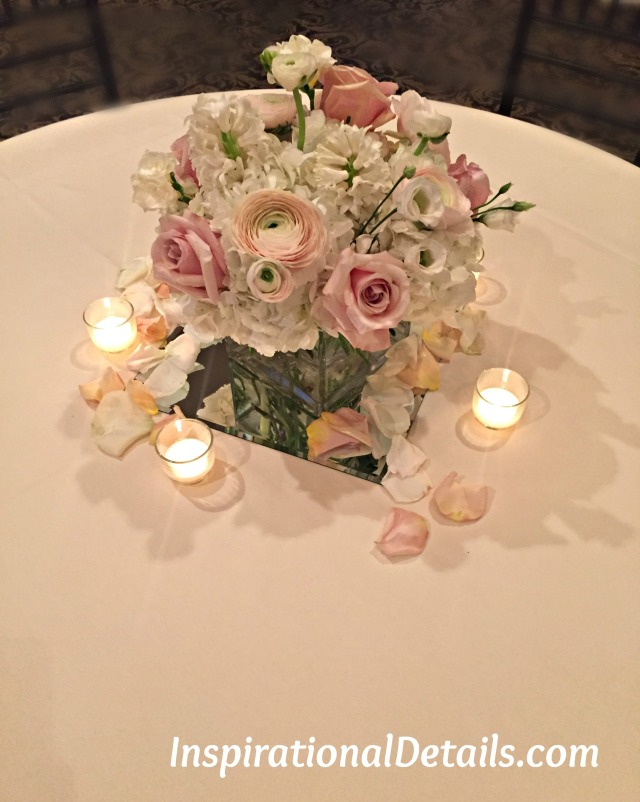 beautiful floral arrangements for engagement party