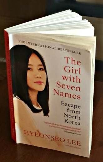 The Girl with Seven Names book club discussion
