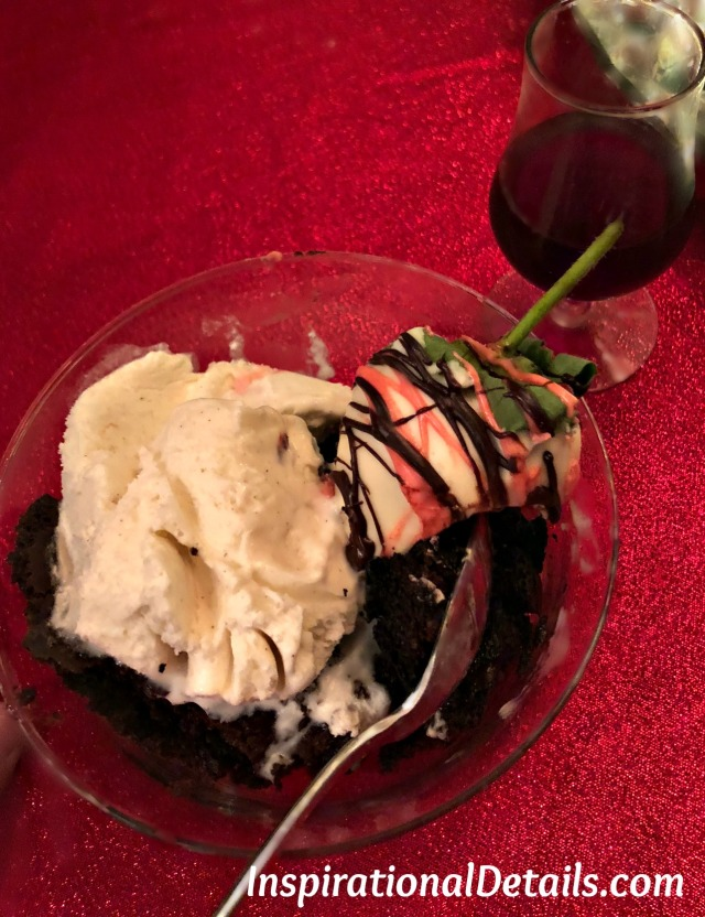valentine's day dessert ideas - Death by Chocolate in a Crock Pot