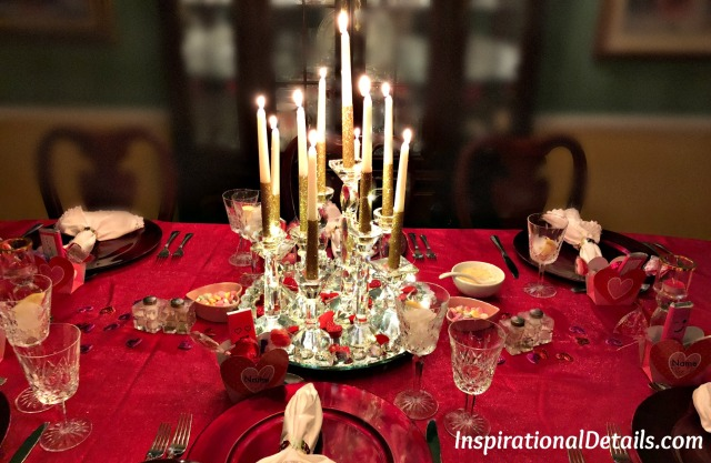 valentines day table ideas