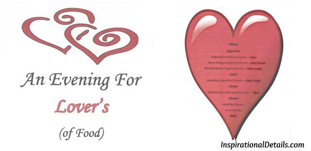 valentine's day menu/food ideas