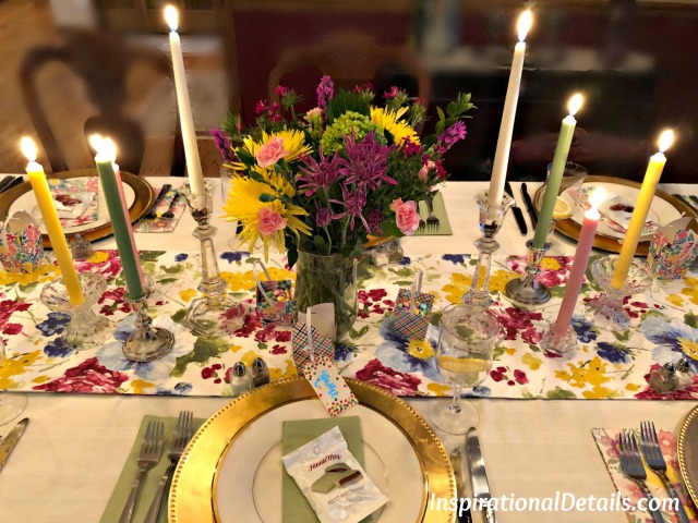 spring table ideas