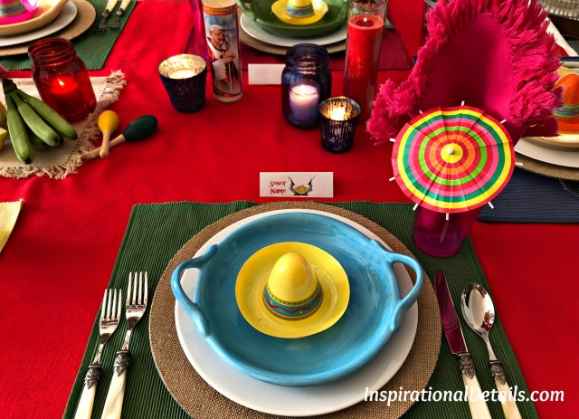 cinco de mayo celebration dinner