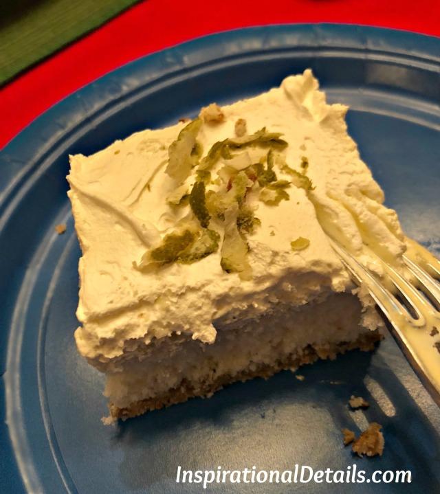 cinco de mayo menu - marguarita cake