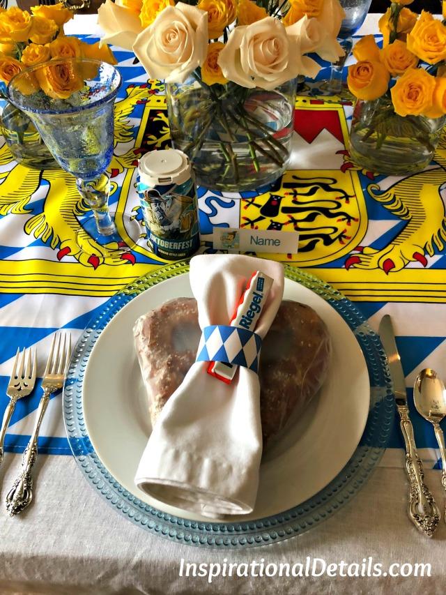 Octoberfest dinner party ideas