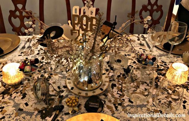 new years eve dinner table ideas