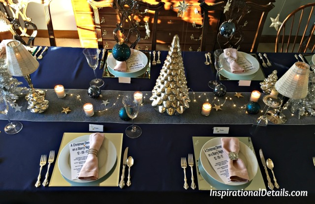 Christmas table ideas and themes