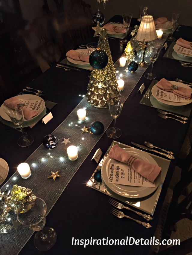 Holiday table ideas and themes