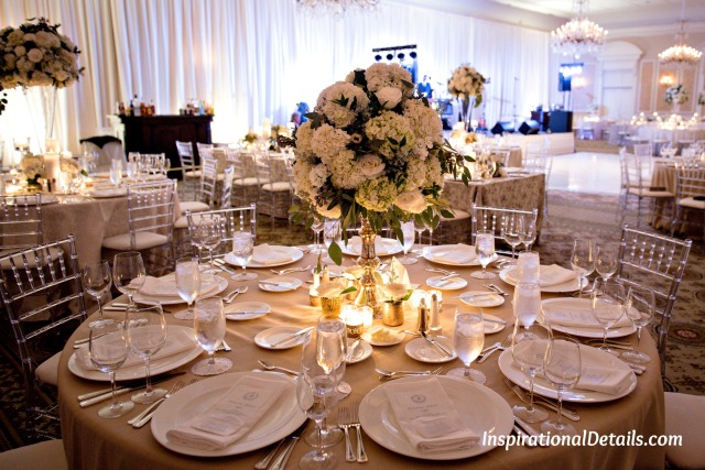 beautiful wedding flowers - white color