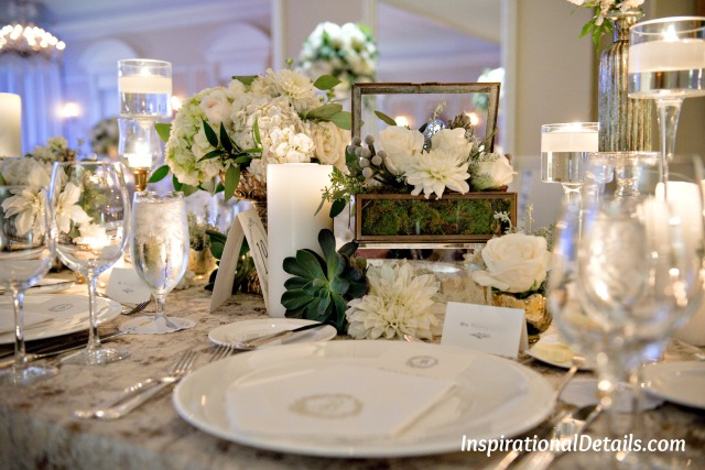 beautiful wedding flower inspiration