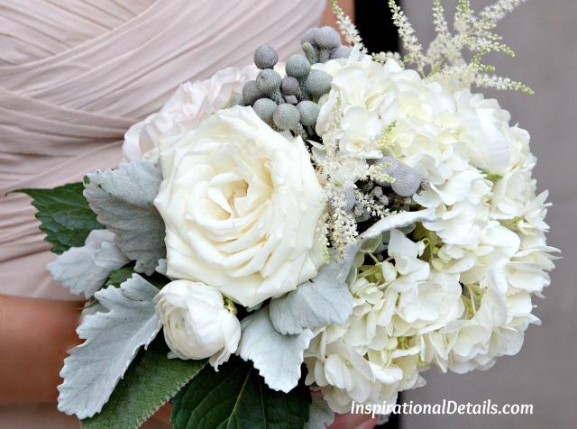 bridal party bouquets ideas