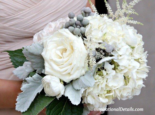 bridal party bouquets ideas