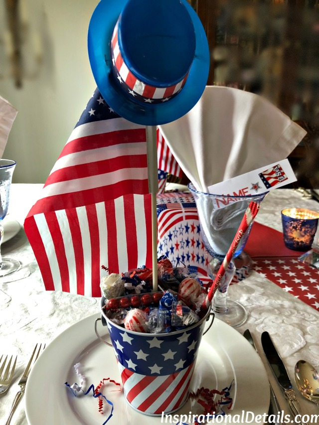 patriotic dinner party ideas
