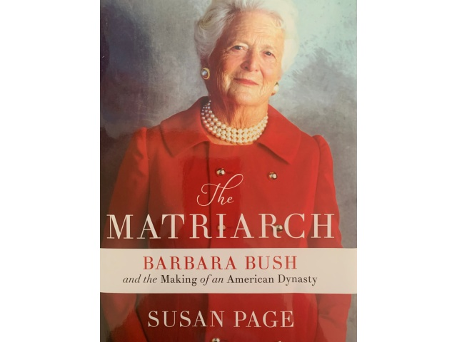 The Matriarch book