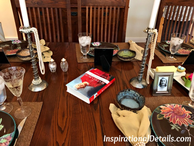 book club ideas for The Matriarch book