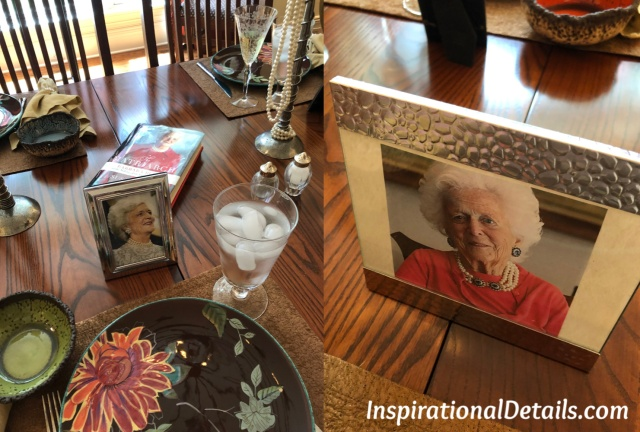 book club ideas for Barbara Bush book discussion